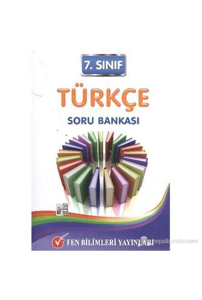 Fen 7. Sınıf Türkçe Soru Bankası