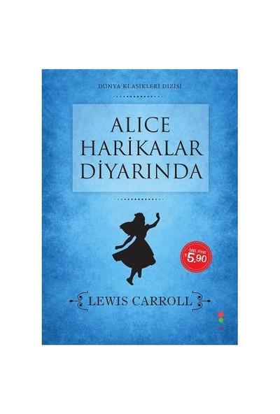 Dünya Klasikleri Dizisi: Alice Harikalar Diyarında-Lewis Carroll