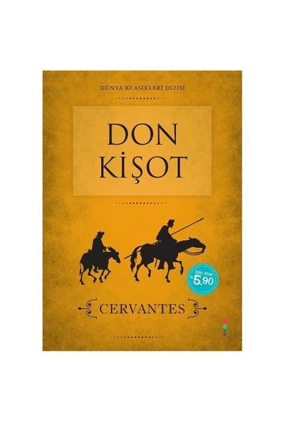 Dünya Klasikleri Dizisi: Don Kişot - Cervantes