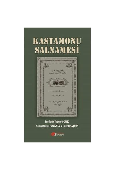 Kastamonu Salnamesi-Tülay Ercoşkun