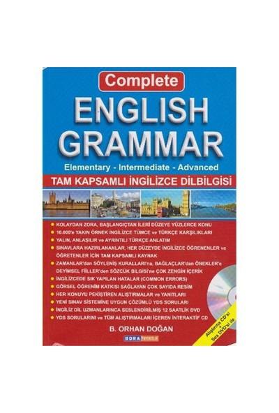 Complete English Grammar (Dvd Li) - B.Orhan Doğan