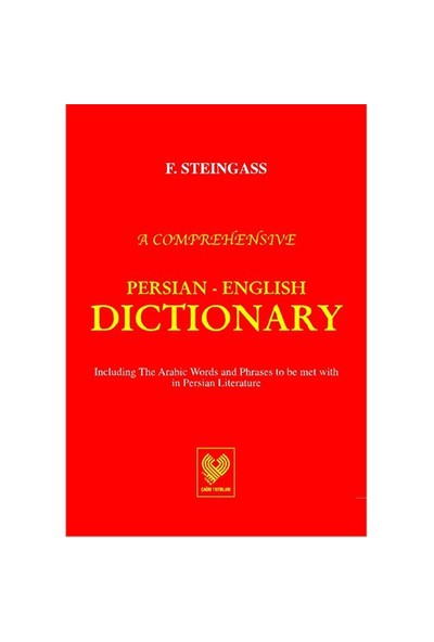 Persian-English Dictionary (Farsça - İngilizce) - F. Steingass