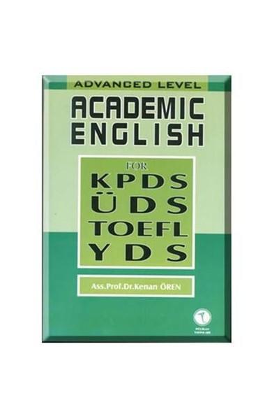 Academic English For Kpds Üds Toefl Yds
