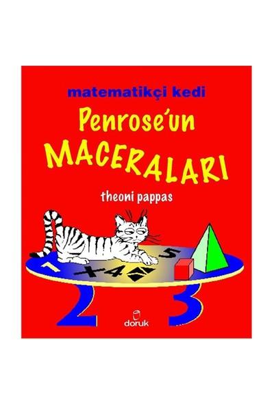 Matematikçi Kedi Penrose'Un Maceraları-Theoni Pappas