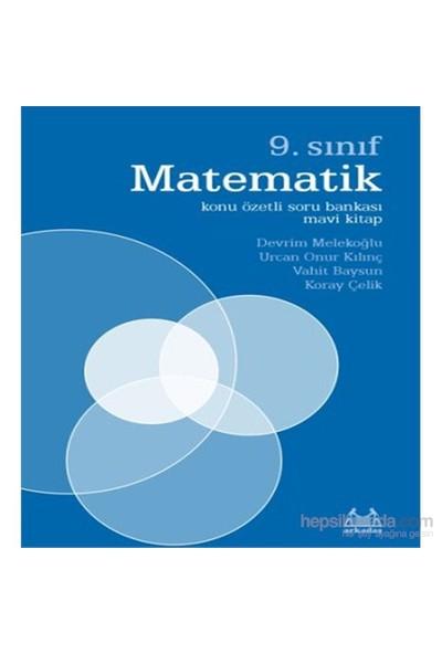 9. Sınıf Matematik - Soru Bankası – Mavi Kitap-Vahit Baysun