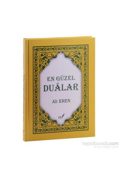 En Güzel Dualar (Ciltli) - Ali Eren
