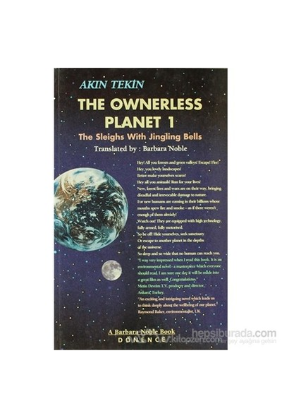 The Ownerless Planet 1 The Sleighs With Jingling Bells-Akın Tekin