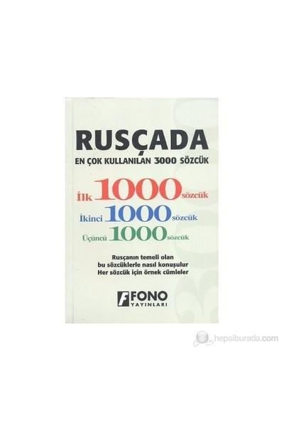 Rusçada En Çok Kullanılan 3000 Sözcük-Kolektif