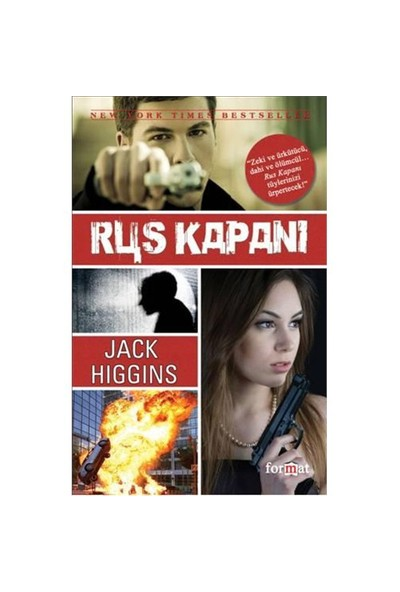Rus Kapanı-Jack Higgins