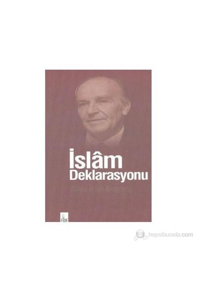 İslam Deklarasyonu - Aliya İzzetbegoviç