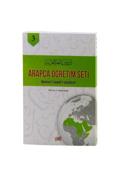 Arapça Öğretim Seti Cilt 3: Durusu'L Lugati'L Arabiyye-F. Abdurrahim