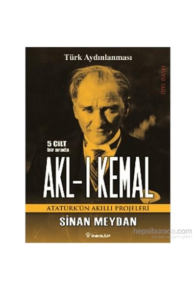 Akl-ı Kemal Seti (5 Cilt Bir Arada) - Sinan Meydan