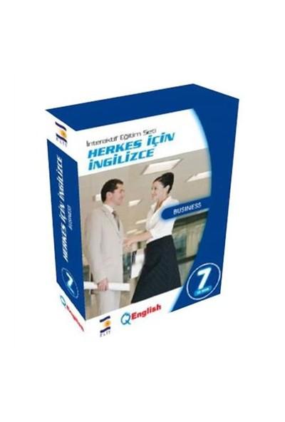Elit Herkes İçin İngilizce Öğrenim Seti - Business