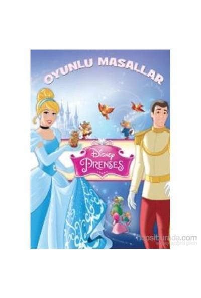 Disney Sindirella Oyunlu Masallar-Kolektif
