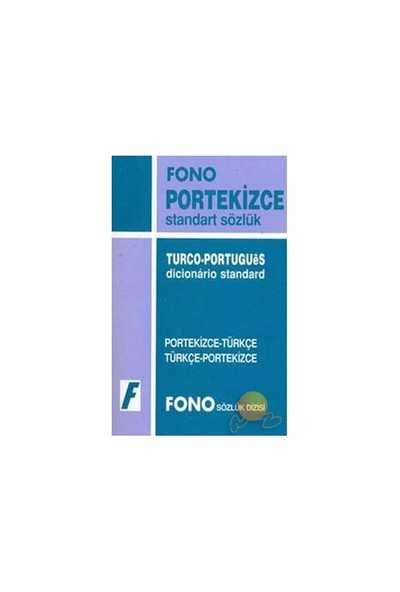 Fono Portekizce Standart Sözlük