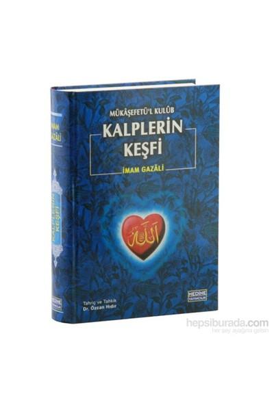 Kalplerin Keşfi (İthal Kağıt) Mükaşefetü'L Kulub-İmam-I Gazali