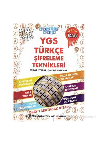 Akıllı Adam YGS Türkçe Şifreleme Teknikleri - Şahide Korkmaz