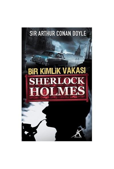Bir Kimlik Vakası - Sherlock Holmes (Cep Boy)-Sir Arthur Conan Doyle