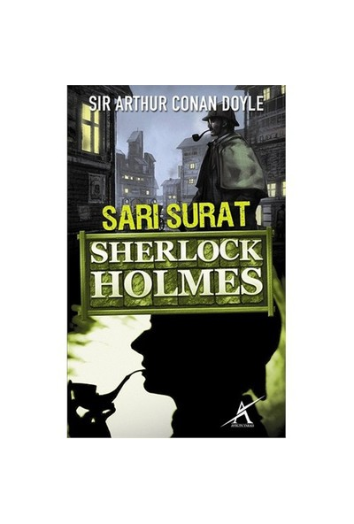 Sarı Surat - Sherlock Holmes (Cep Boy)-Sir Arthur Conan Doyle