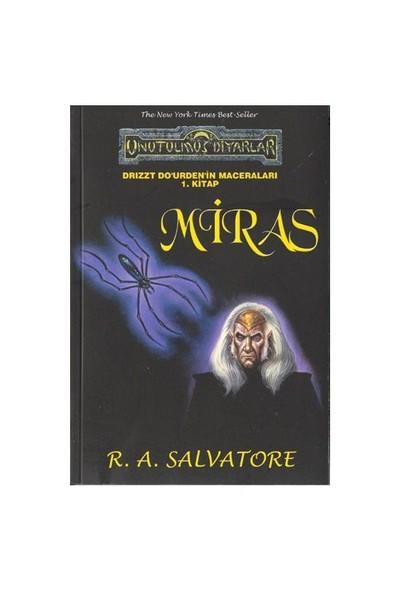 Miras / Drizzt Do'urden'ın Maceraları 1. Kitap