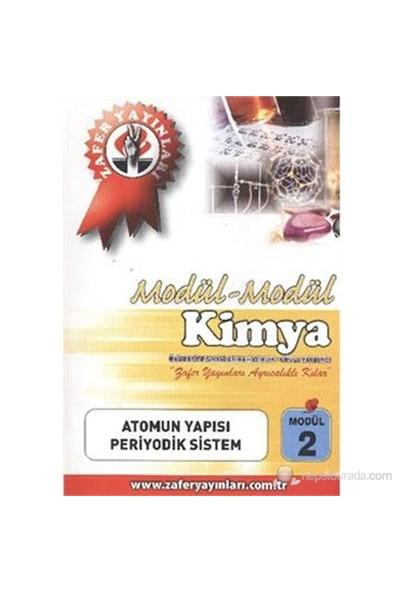 Zafer Kimya Modül 2 (Atomun Yapısı Periyodik Sistem)