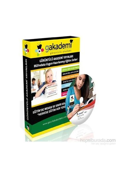 Pratik YGS Fizik Eğitim Seti 14 DVD + Rehberlik DVD Seti