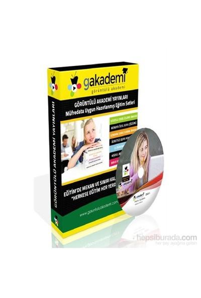Pratik YGS Kimya Eğitim Seti 9 DVD + Rehberlik DVD Seti