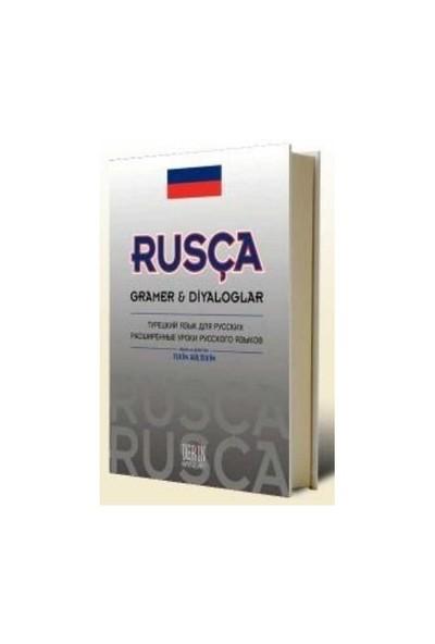 Rusça Gramer & Diyalolar - Tekin Gültekin