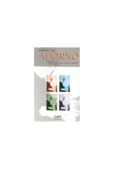 Adorno-Martin Jay