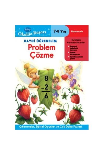 Okulda Başarı 10 Problem Çözme 7-8 Yaş-Kolektif