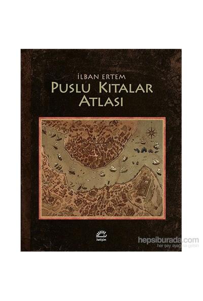 Puslu Kıtalar Atlası Çizgi Roman Ciltli-İhsan Oktay Anar