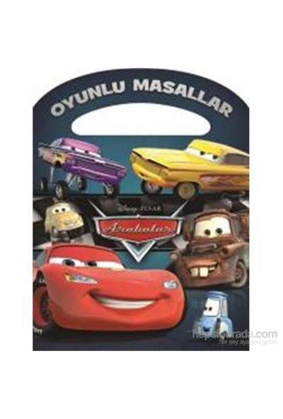 Dısney Arabalar Oyunlu Masallar-Kolektif