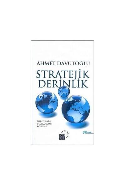 Stratejik Derinlik (Ciltli) - Ahmet Davutoğlu