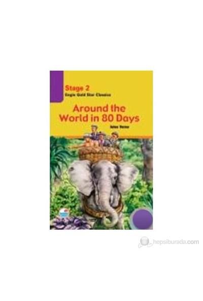 Around The World İn 80 Days (Stage 2) Cd'Siz-Jules Verne