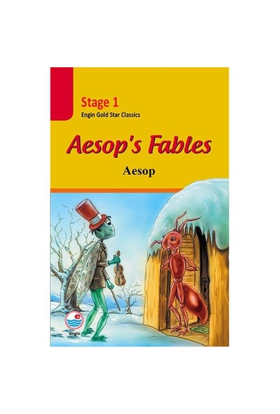 Aesop'S Fables (Stage 1)-Aesop