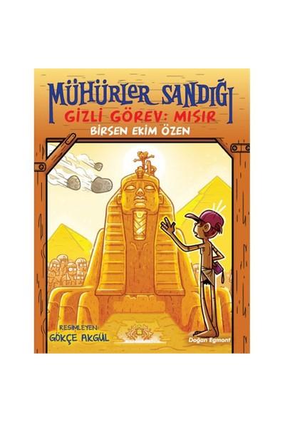 Mühürler Sandığı 2: Gizli Görev Mısır - Birsen Ekim Özen