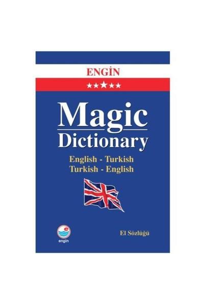 Magic Dictionary English - Turkish / Turkish - English El Sözlüğü