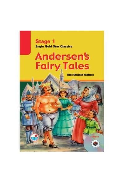 Andersen's Fairy Tales (stage 1) (cd İlaveli)