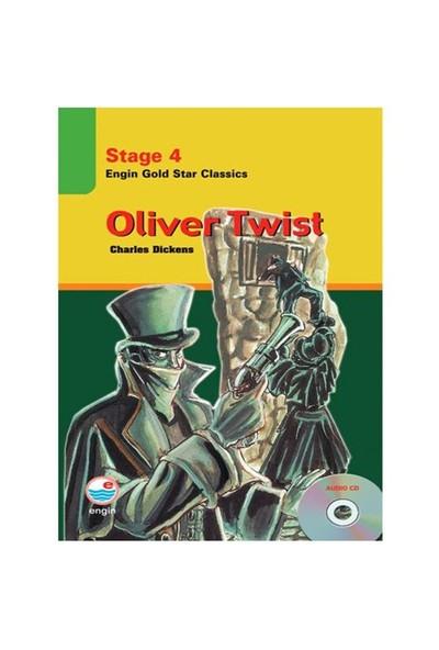 Oliver Twist (stage 4) (cd İlaveli) - Charles Dickens