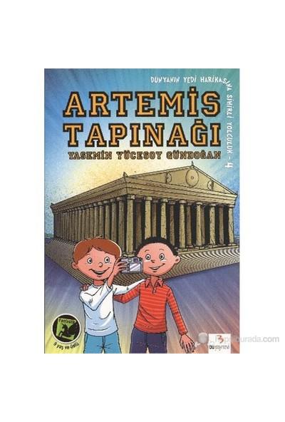 Dünyanın Yedi Harikasına Sihirli Yolculuk-4: Artemis Tapınağı-Yasemin Yücesoy Gündoğan