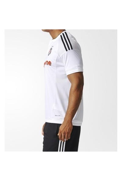 Adidas Erkek Futbol Forması An5920 Beyaz Beşiktaş 15 Home Ss