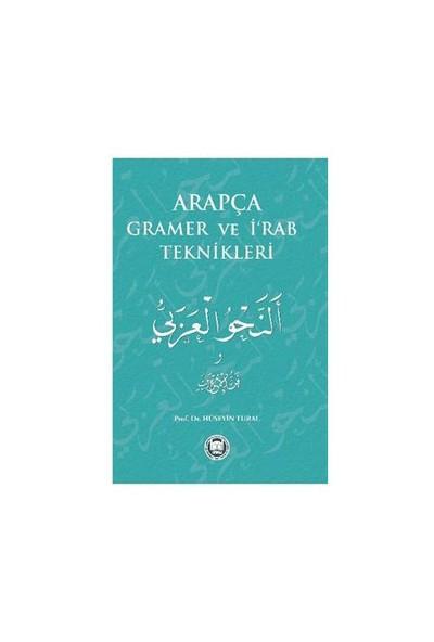 Arapça Gramer Ve İrab Teknikleri-Hüseyin Tural
