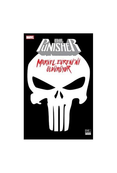 The Punisher: Marvel Evreni'Ni Öldürüyor - Garth Ennis