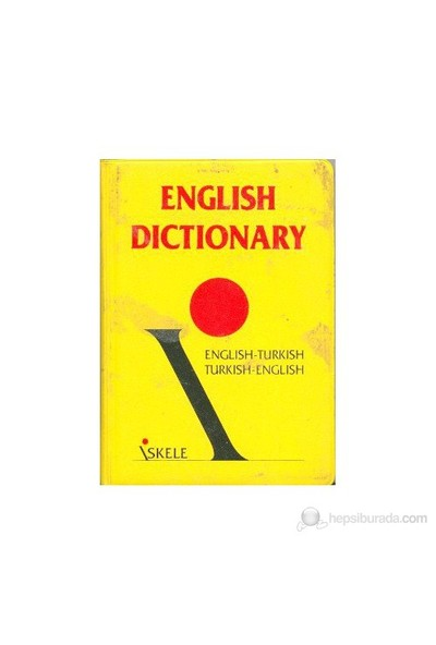 English Dictionary (Cep Boy)-Kolektif