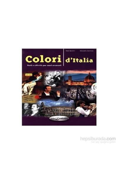 Colori D'Italia + Cd (C1-C2)-Alessandro Zannirato