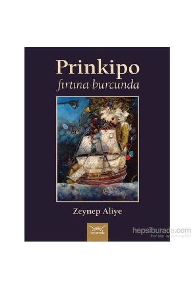 Prinkipo Fırtına Burcunda-Zeynep Aliye