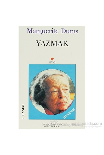 Yazmak-Marguerite Duras
