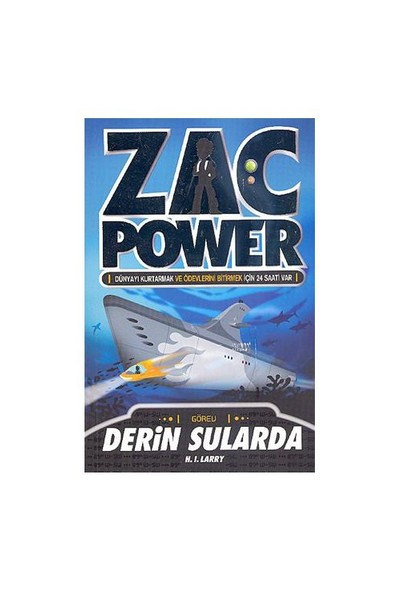 Zac Power - Derin Sularda