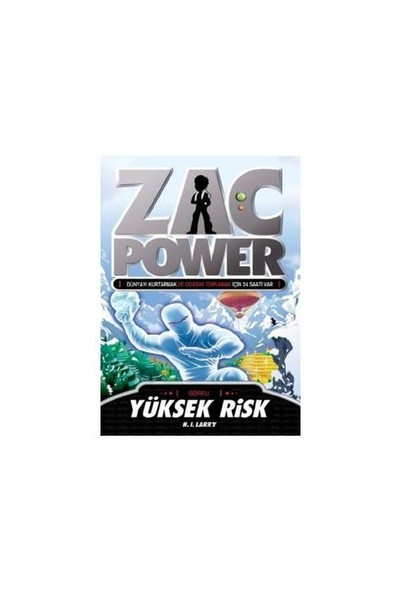 Zac Power - Yüksek Risk