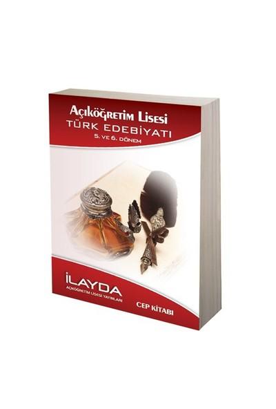Açık Öğretim Lisesi Edebiyat 5-6 Yardımcı Cep Kitabı